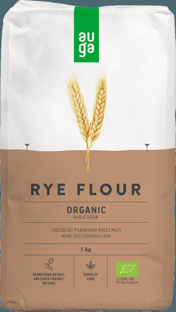 Auga rye flour