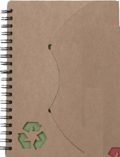 Eco notebook  -a6
