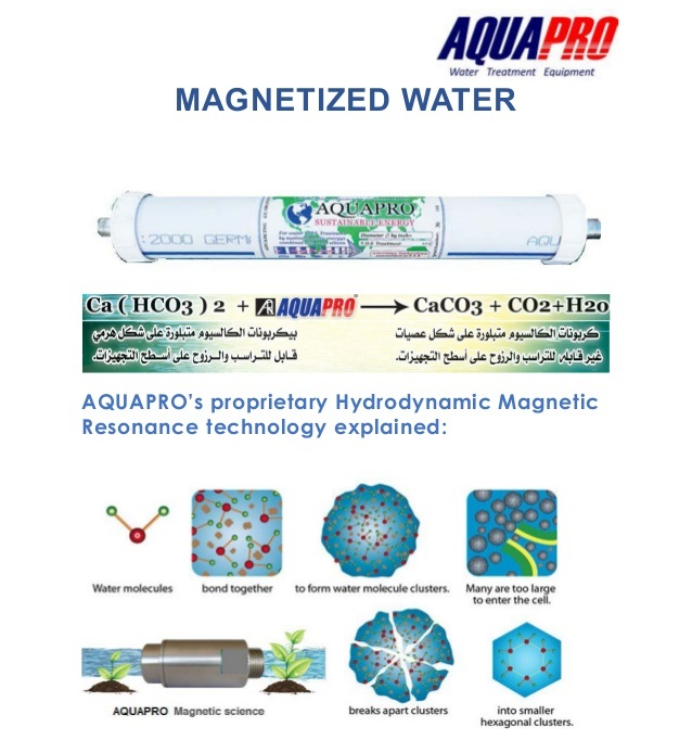 AquaPro Magnetized Water Treatment System_3