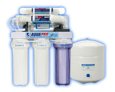 AquaPro R.O. Water Purifier System with UV_5