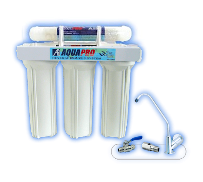 AquaPro R.O. Water Purifier System with UV_3
