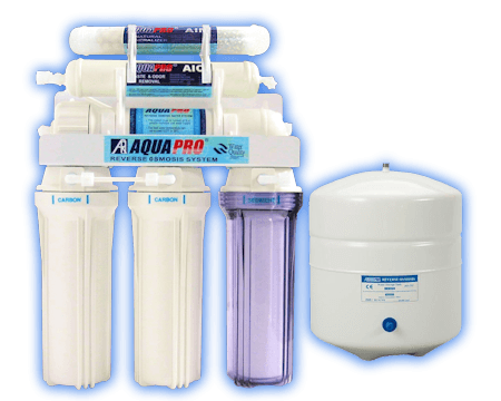 AquaPro R.O. Water Purifier System with UV_4