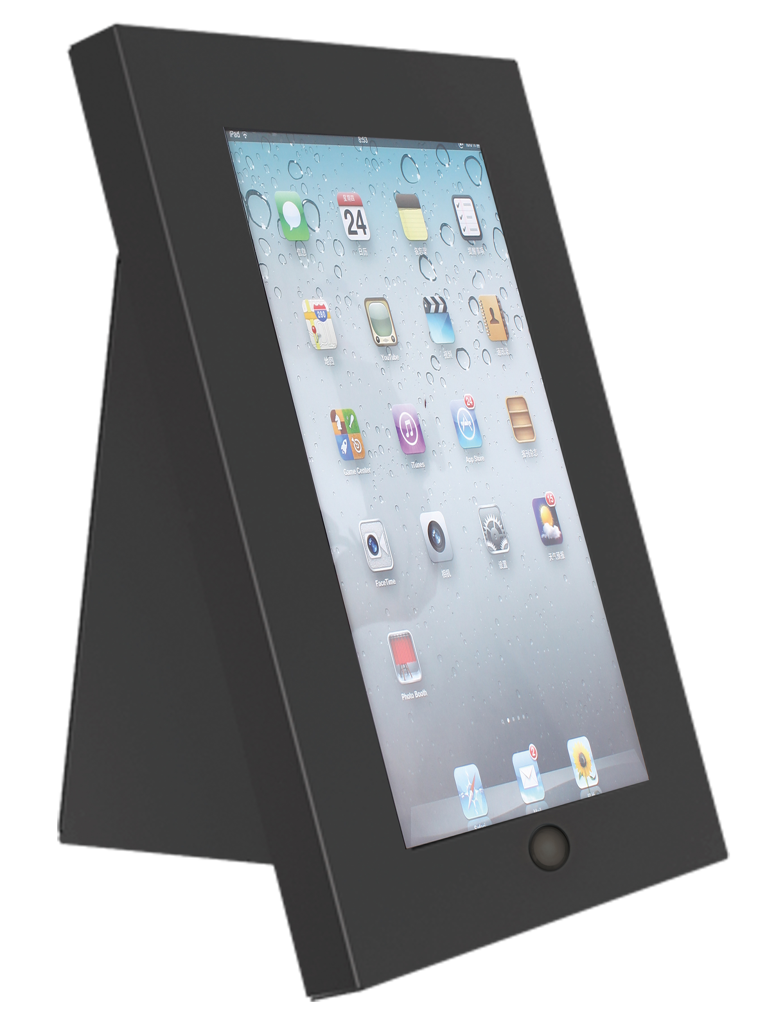 Tablet wall mount i pad