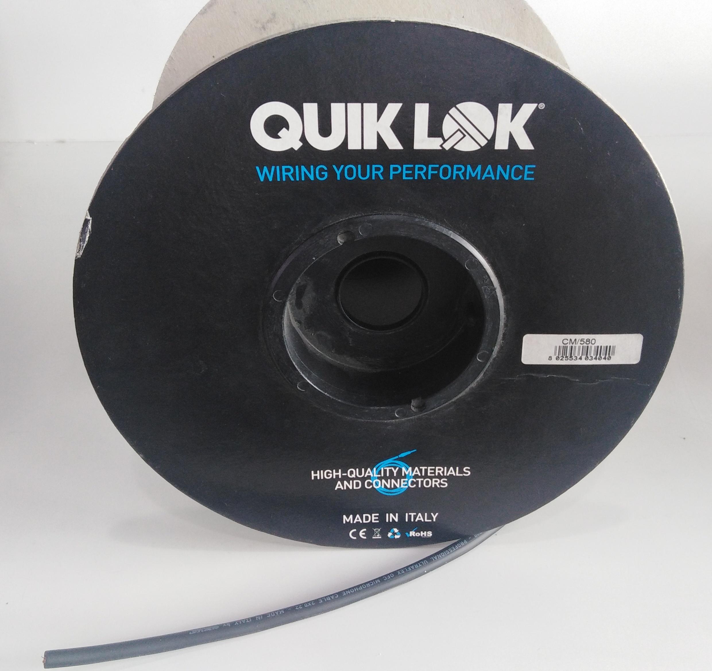 Quiklok CM/580 Microphone cable_2
