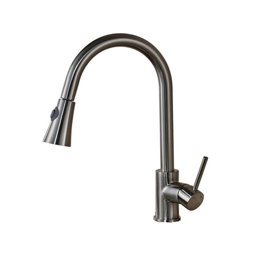 Wall fixed sink faucet top pipe