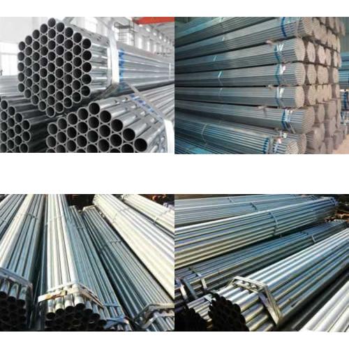 Pre-Galvanized Steel Round Pipe_2
