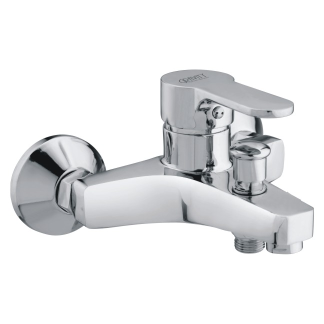 Shower mixer brass