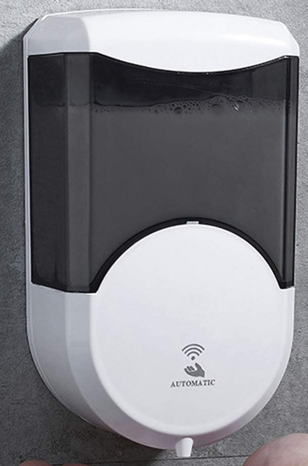 Liquid soap dispenser sensor