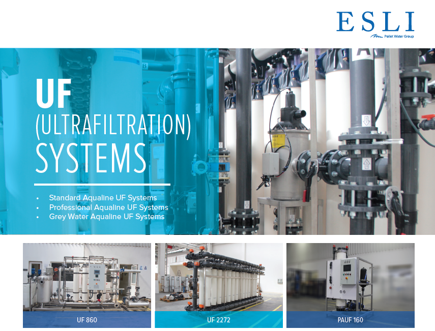 Uf (ultrafiltration) systems