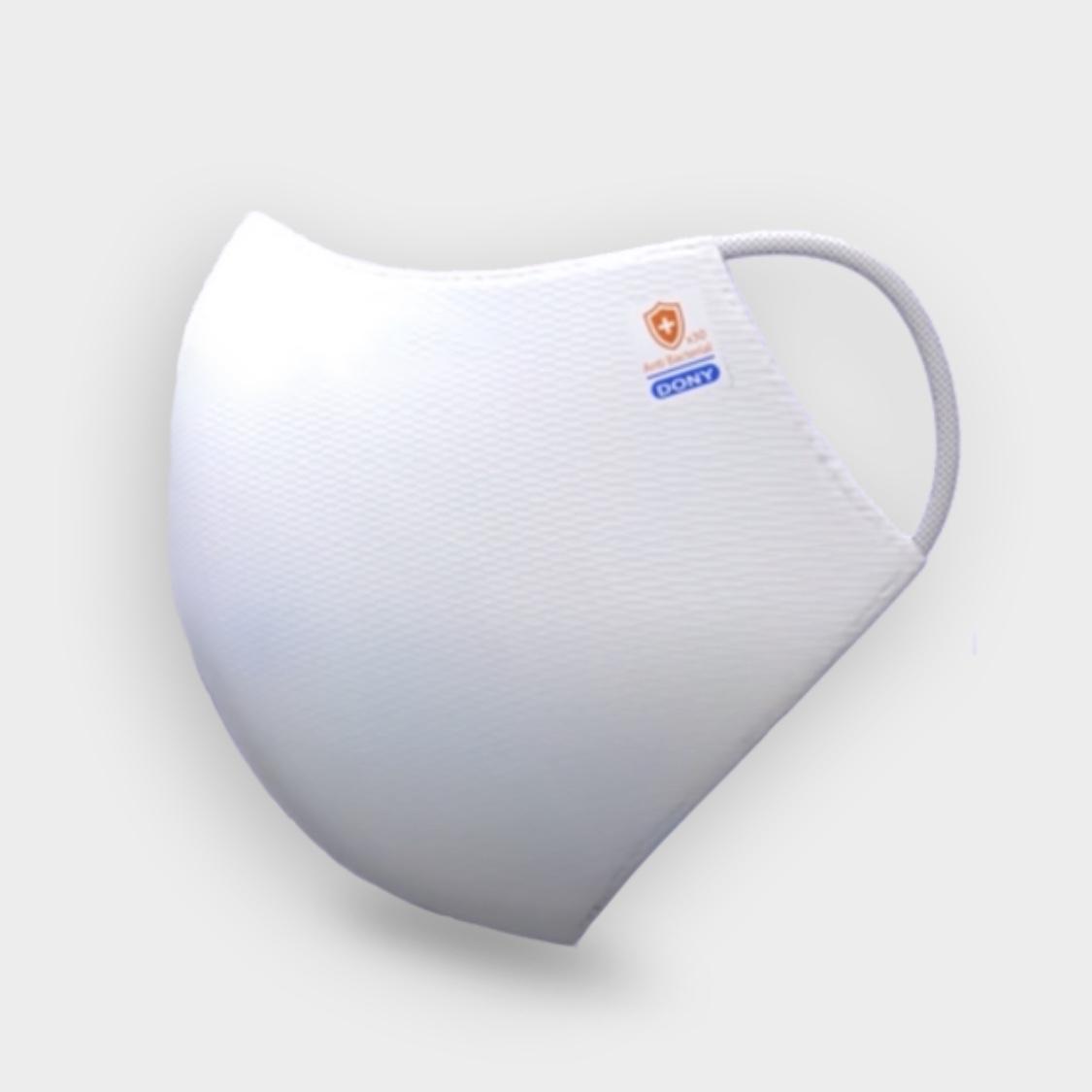 Medical grade reusable cloth face mask