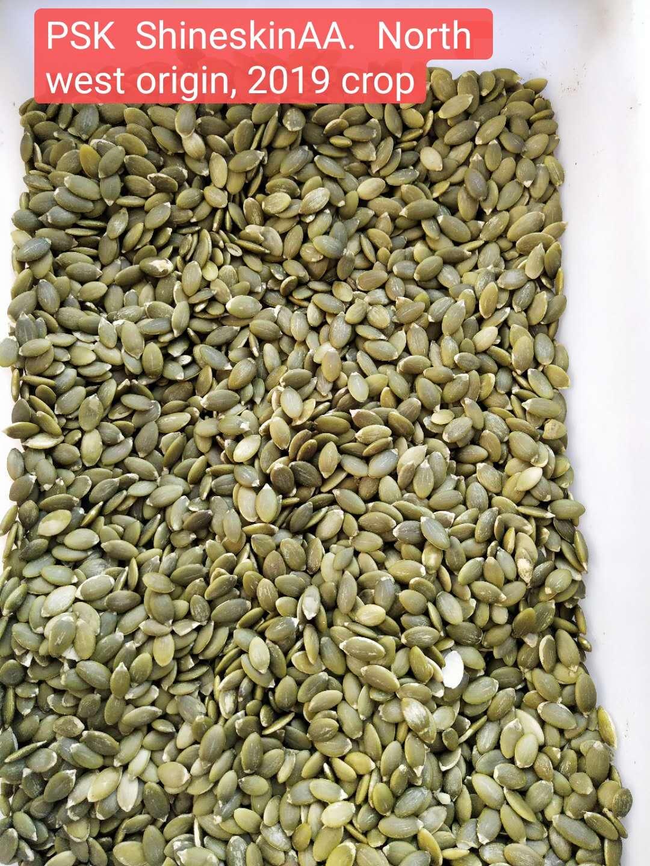 Pumpkin seeds kernels shineskin type /grown without shell type