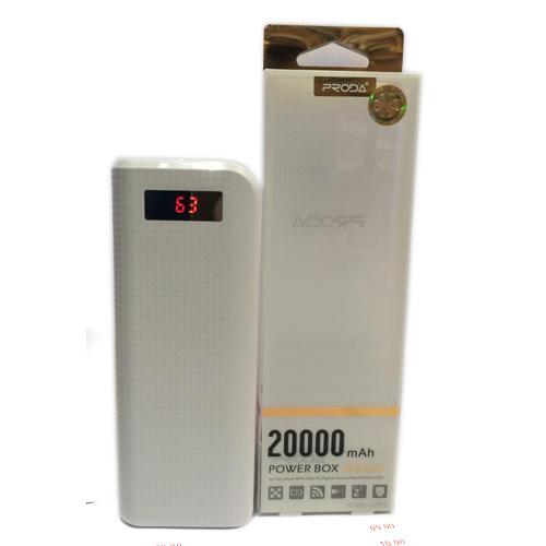 POWER BANK PRODA ( 20000 ) MAH_2