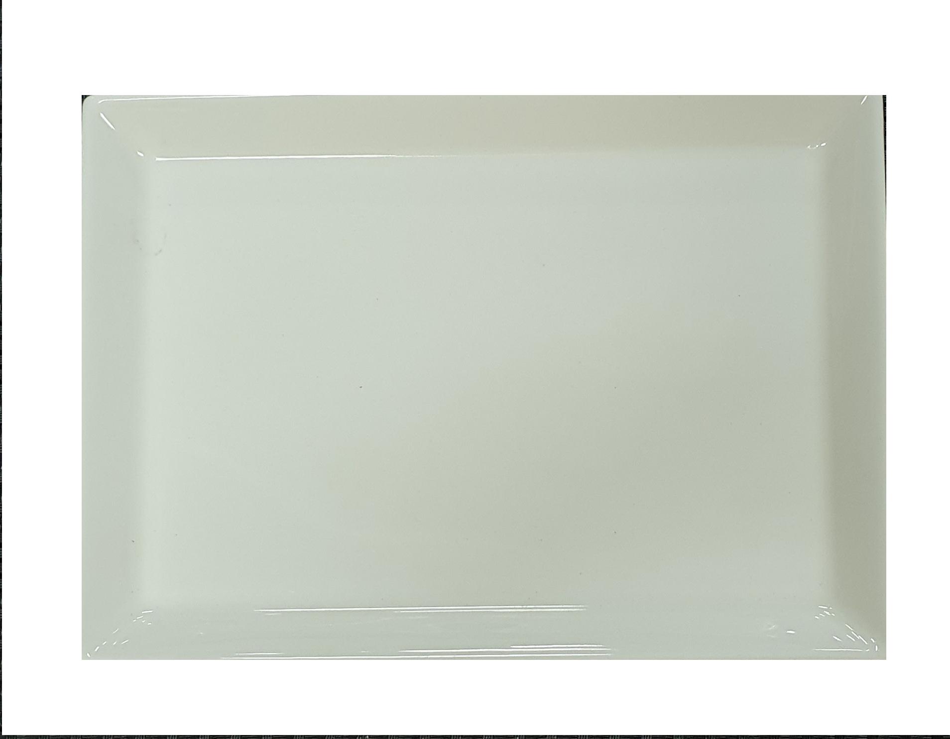 Rect tray 8 3/8x6