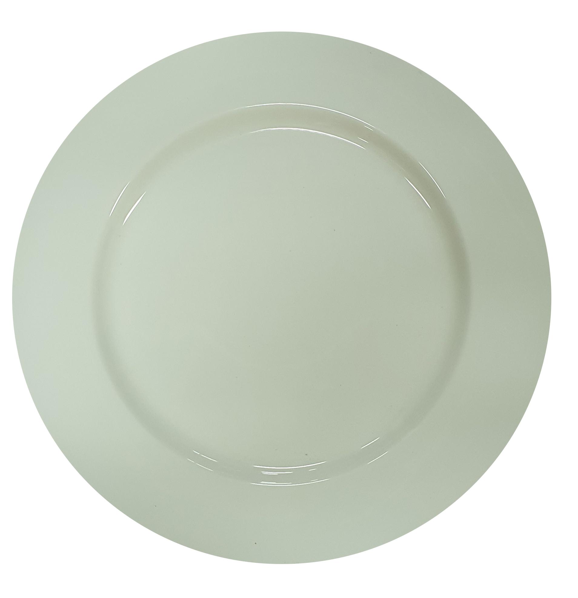 Round plate 29 cm