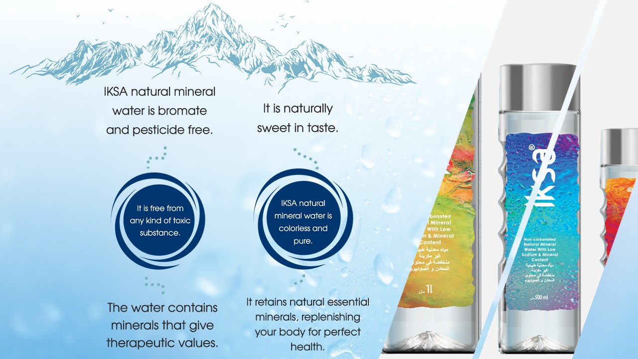 IKSA Natural Mineral Water_4