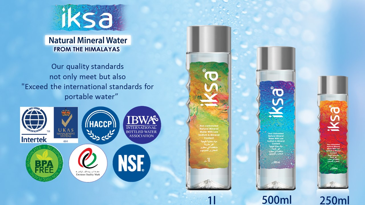 IKSA Natural Mineral Water_6