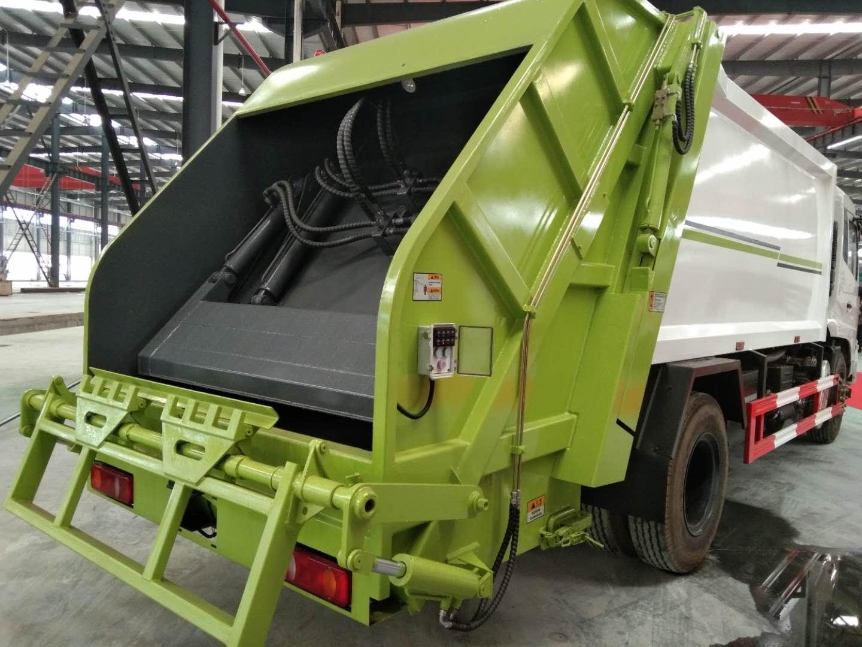 Compactor Garbage Trucks_2