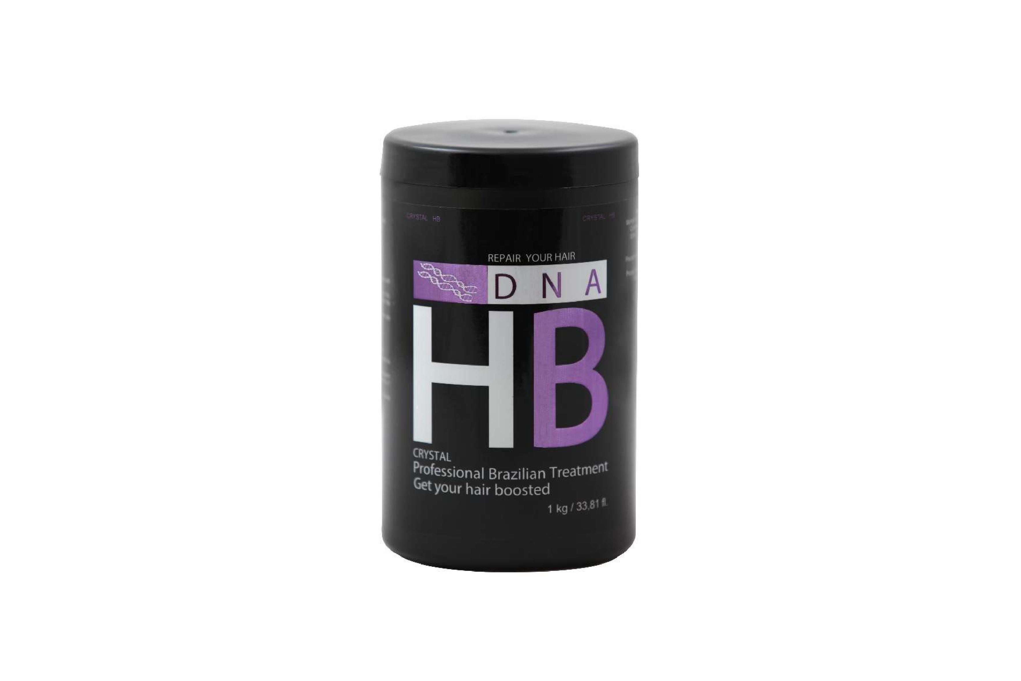 Crystal dna hb professional brazilian treatment