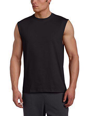 Arm Cut Gym Fit Tshirt_5