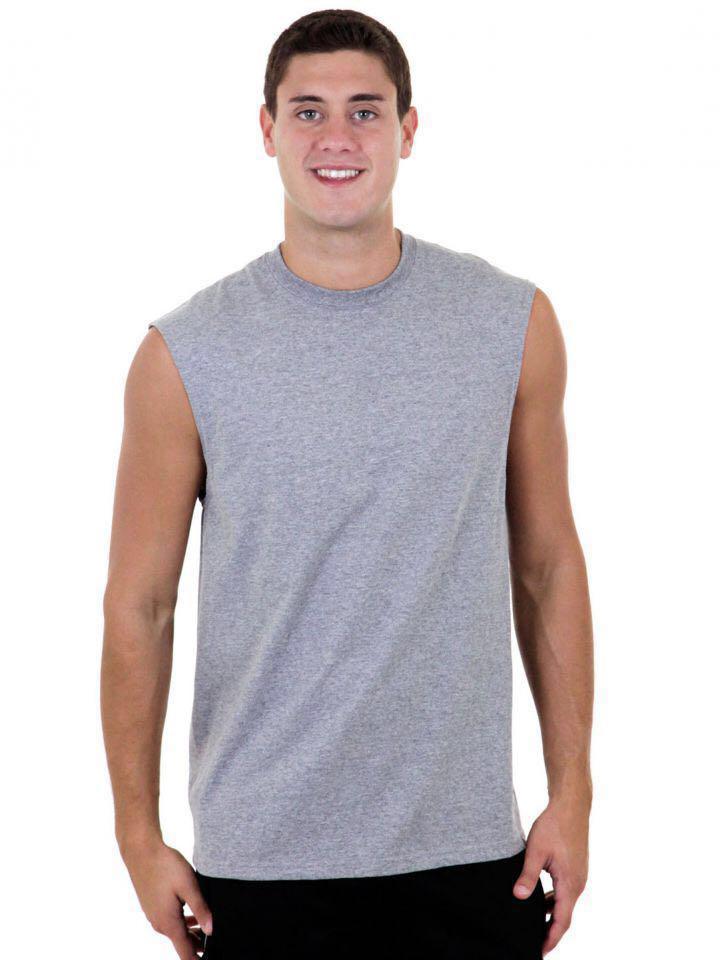 Arm Cut Gym Fit Tshirt_7