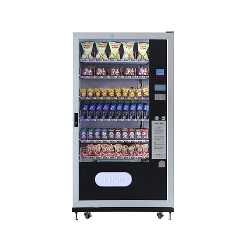 Snack/drink vending machine- lv-205l-610