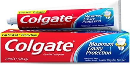 Colgate maximum cavity protection toothpaste, 175 ml