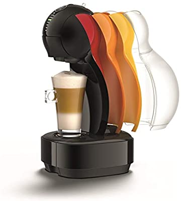 Nescafe dolce gusto colors coffee machine - black