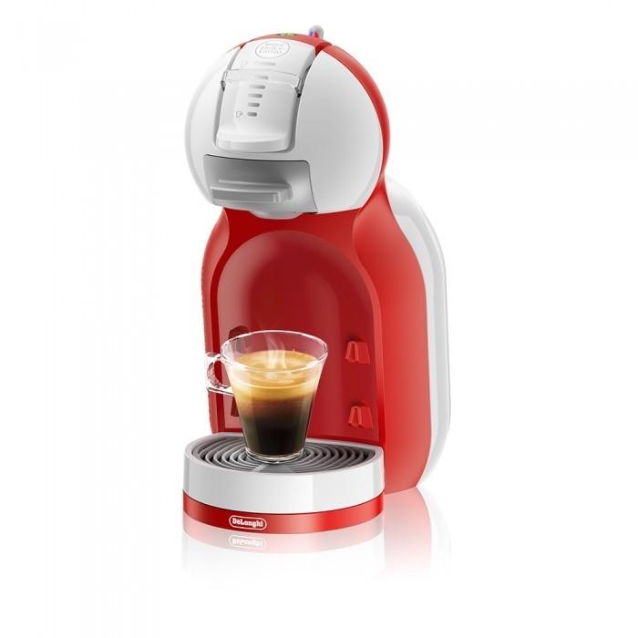Nescafé dolce gusto by de'longhi mini me automatic coffee machine - red