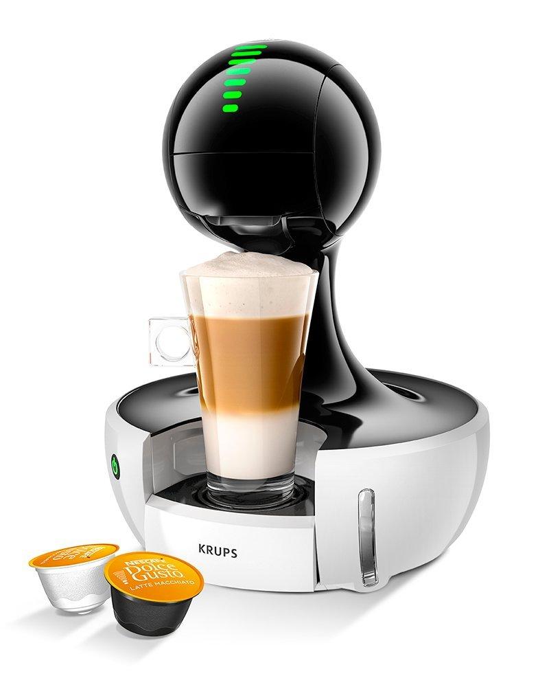 Nescafe dolce gusto drop coffee machine - white