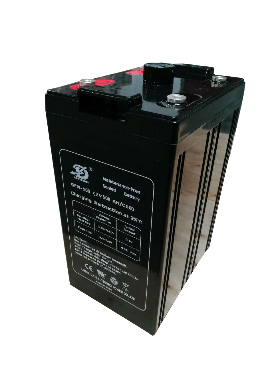 2v 500ah GFM gel battery_2