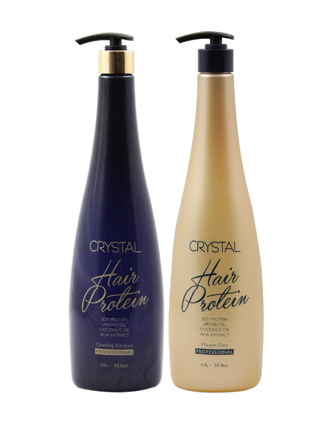 Crystal hair protein set 1l
