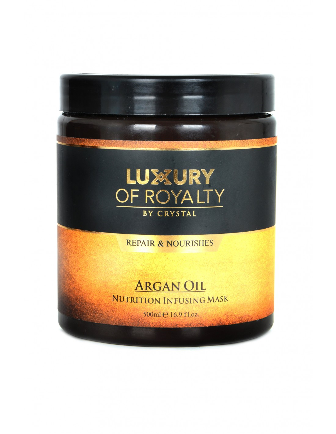 Crystal argan mask 500g