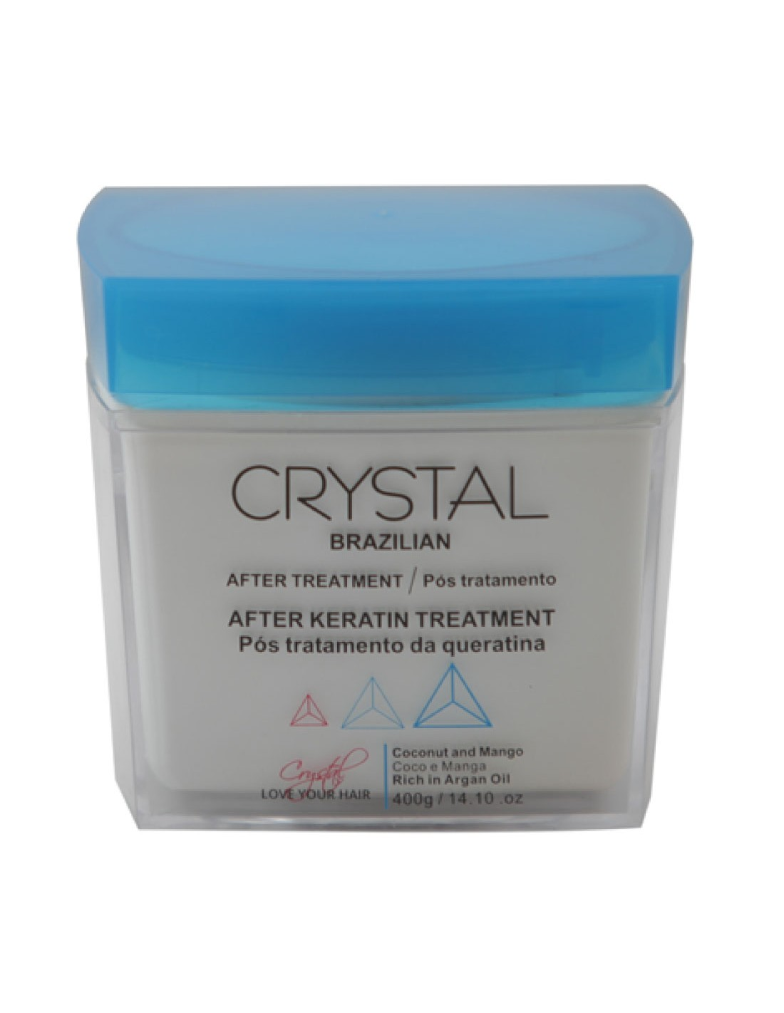 Crystal express mask 400g