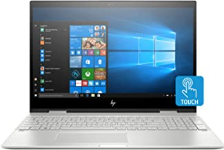 HP Envy X360 15t Convertible 2-in-1 Premium Home and Business Laptop (Intel 8th Gen i7-8550U Quad-Core, 16GB RAM, 1TB HDD + 128GB Sata SSD, 15.6 FHD 1920x1080 Touchscreen, HP Pen, Win 10 Home)_2