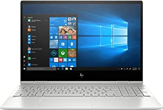 HP ENVY 15-DR i7 x360 Convertible Touch Home and Business Laptop Intel Core i7 8th Gen 4-Core 16GB RAM, 512GB SSD, 15.6 (1920x1080) NVIDIA GeForce MX250 4GB Fingerprint Wifi Win 10 Pen Thunderbolt_2