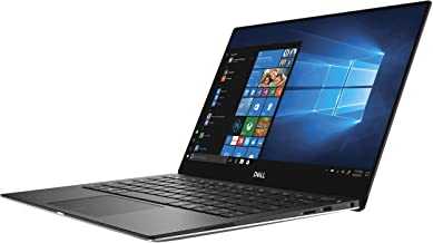 Dell XPS 13-9370 Touch 4K (Intel Core i7, 8th-8550U Generation, 8 GB Ram, 256 GB SSD M.2, UHD Graphic 620, 4K-3840x2160, 13.3 Inches, Backlit, English Keyboard) Windows 10, Silver_2