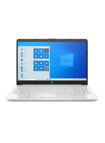 1C4N4EA 15-dw2083ne With 15.6-Inch Display, Core i5 Processor 8GB RAM 128GB SSD+1TB HDD Hybrid Drive 2GB NVIDIA GeForce MX130 Graphic Card English-Arabic Keyboard Silver