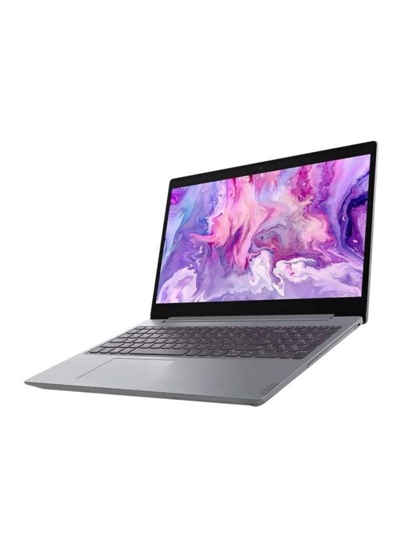 IdeaPad L3 Laptop With 15.6-Inch Display, Core i5 Processor 4GB RAM 1TB HDD Intel UHD Graphics Platinum Grey