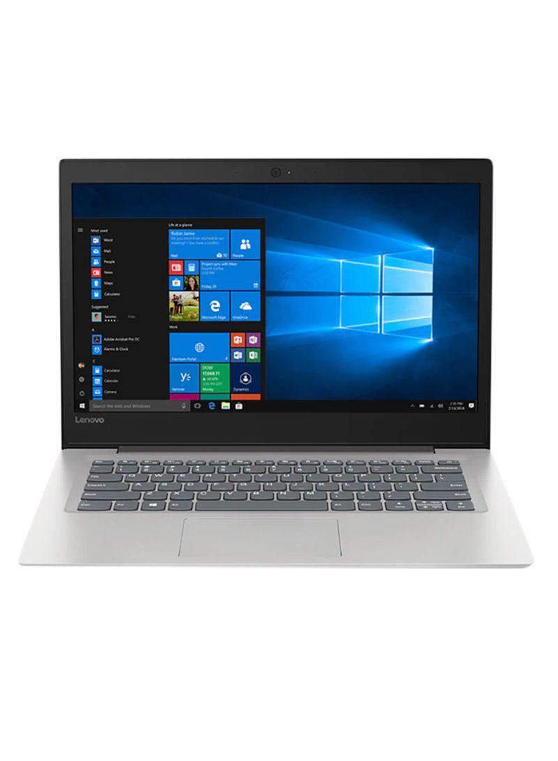 Laptop With 11.6-Inch Display, Celeron N4000 Processor 4GB RAM 500GB HDD Grey