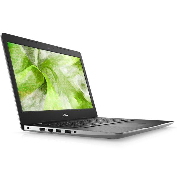 Inspiron 3480 Laptop With 14-Inch Display, Core i7 Processor 8GB RAM 1TB HDD 2GB AMD Radeon Graphic Card Silver