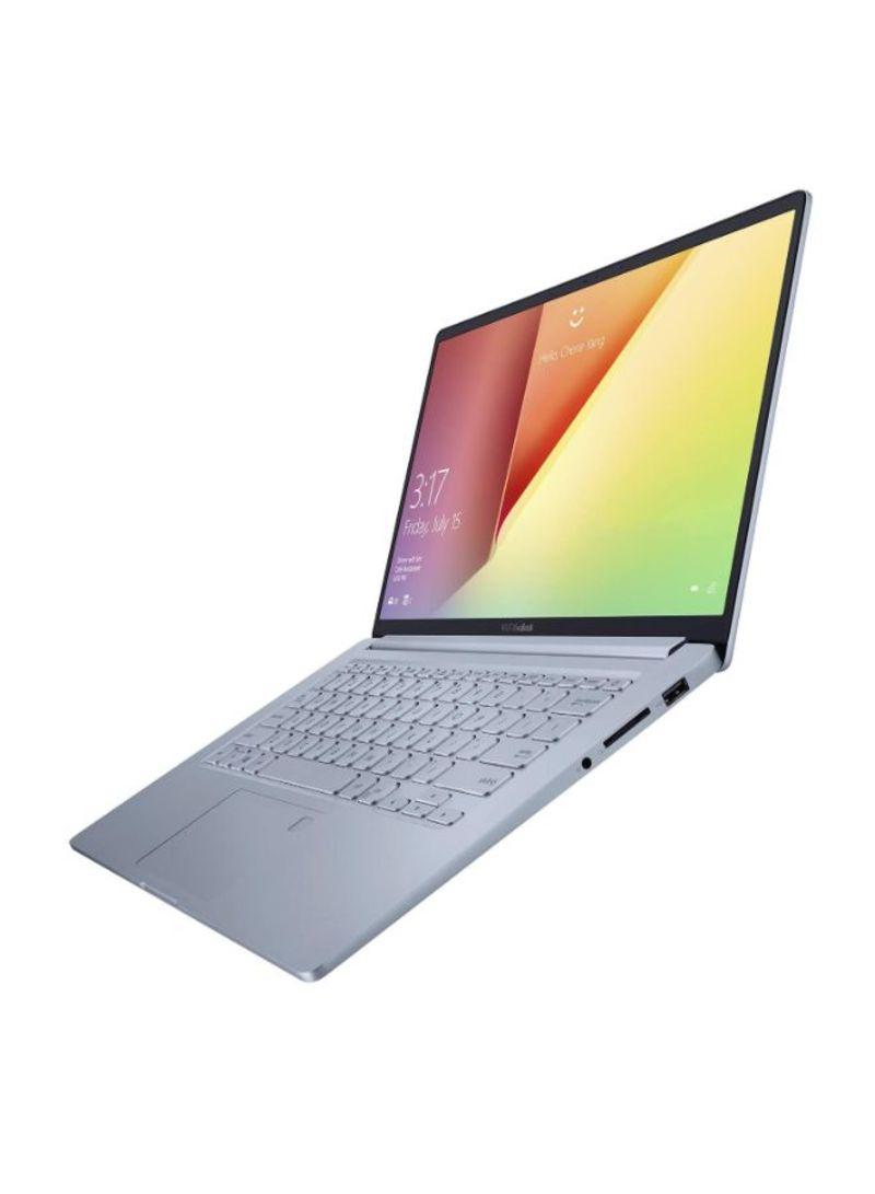 VivoBook 14 A403FA With 14-Inch Display, Core i5 Processor 8GB RAM 256GB SSD Intel HD Graphics Silver Grey Blue_2