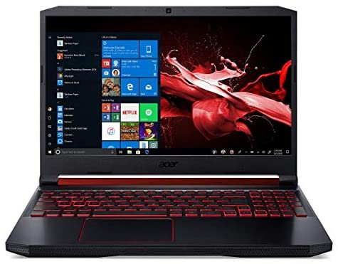 Nitro 5 AN515 Gaming Laptop With 15.6-Inch Display, Core i7 Processor 16GB RAM 1TB HDD+256GB SSD Hybrid Drive 4GB NVIDIA GTX 1650 Graphic Card Black_2
