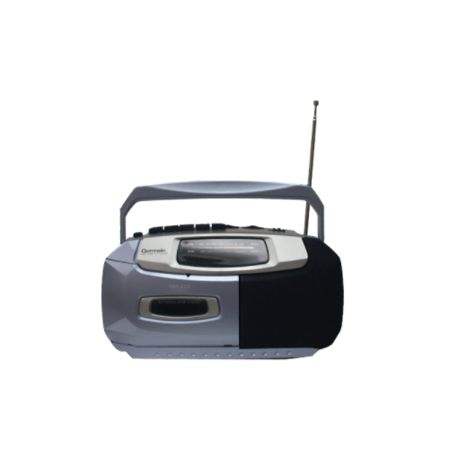 Gm-222 mono radio cassette recorder