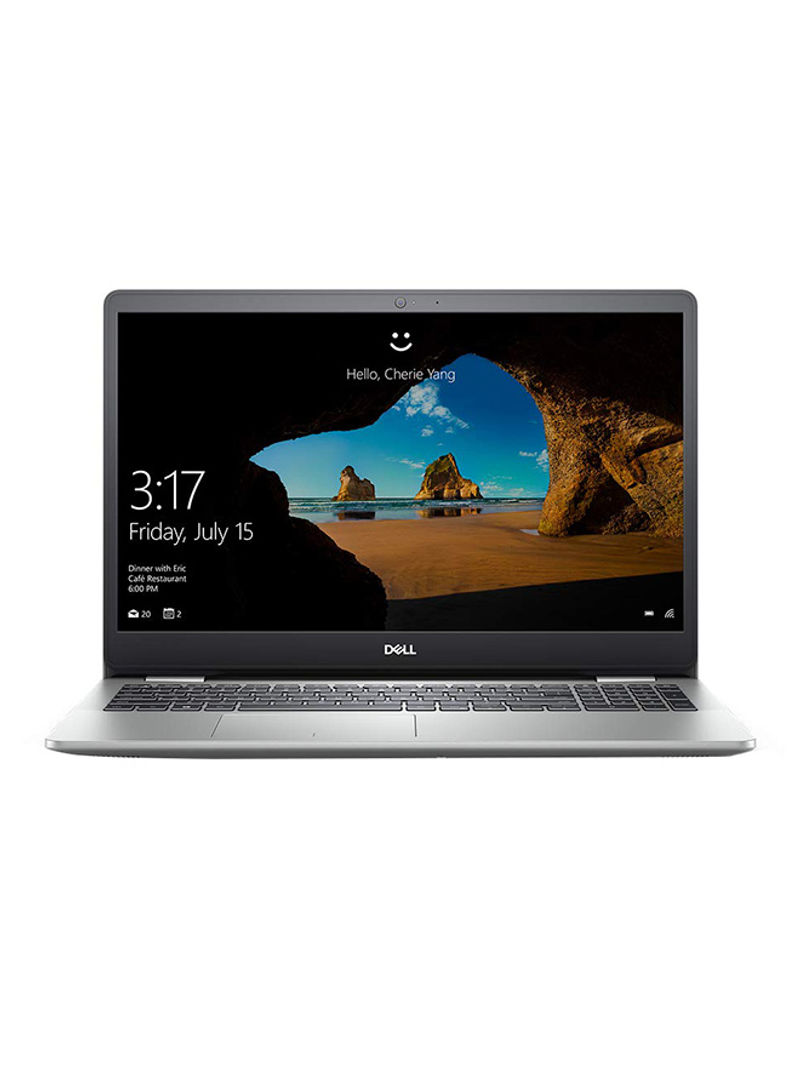 Inspiron 5593 Laptop With 15.6-Inch Display, Core i7 Processor 16GB RAM 512GB SSD 4GB Nvidia Graphic Card Silver_2