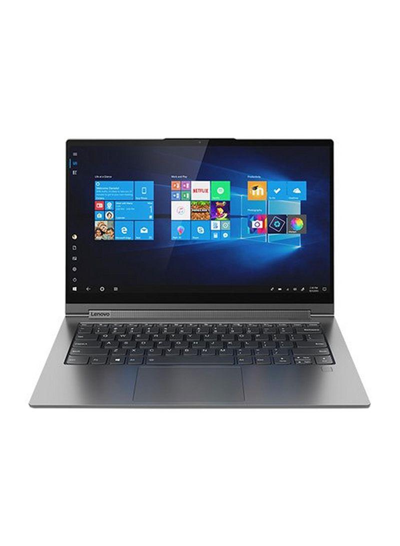 Yoga C940 Convertible 2-In-1 Laptop With 14-Inch Display, Core i7 Processor 16GB RAM 1TB SSD Intel Iris Plus Graphics Iron Grey_2