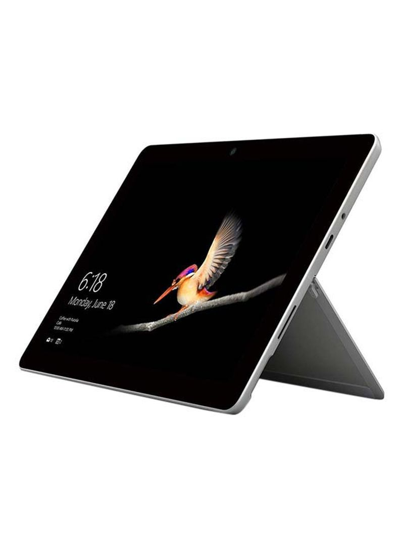 Surface Go Convertible 2-In-1 Laptop With 10-Inch Display, Intel Pentium 4415Y Processor 4GB RAM 64GB Intel HD Graphics 615 Silver_2