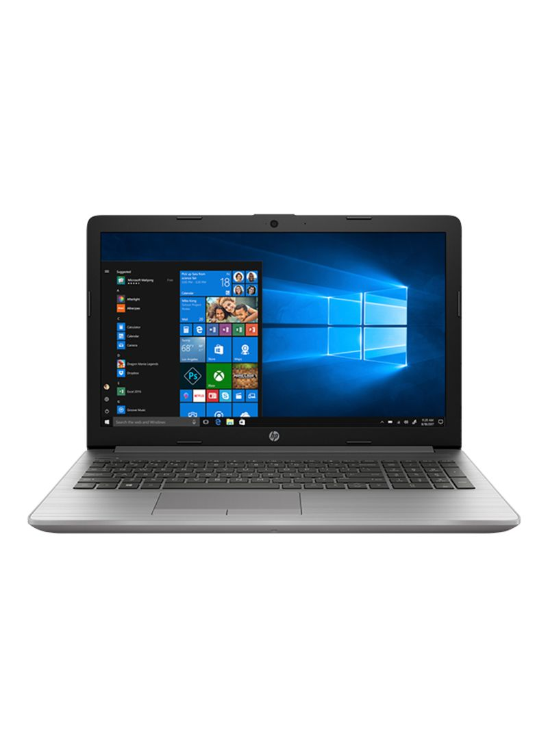 250 G7 Laptop With 15.6-Inch Display, Core i5 Processor 4GB RAM 500GB HDD Intel UHD Graphics 620 Black