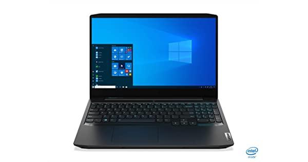 81Y40038AX Laptop With 15.6-Inch Display,core i-5 Processor 16GB RAM 128GB SSD+1TB HDD Nvidia GeForce GTX 1650 Graphic Card Black