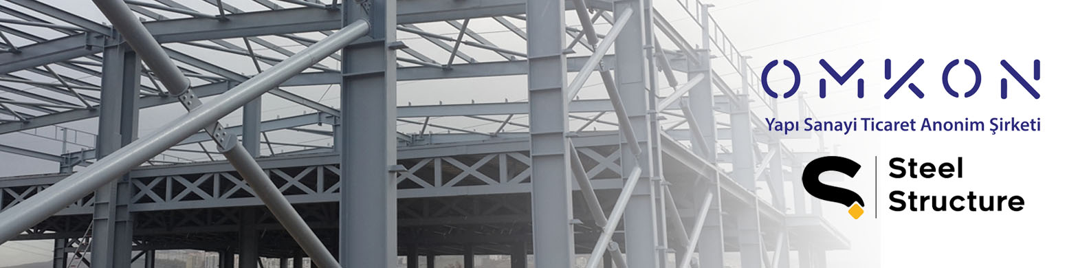 Steel structure peb factory and warehouse