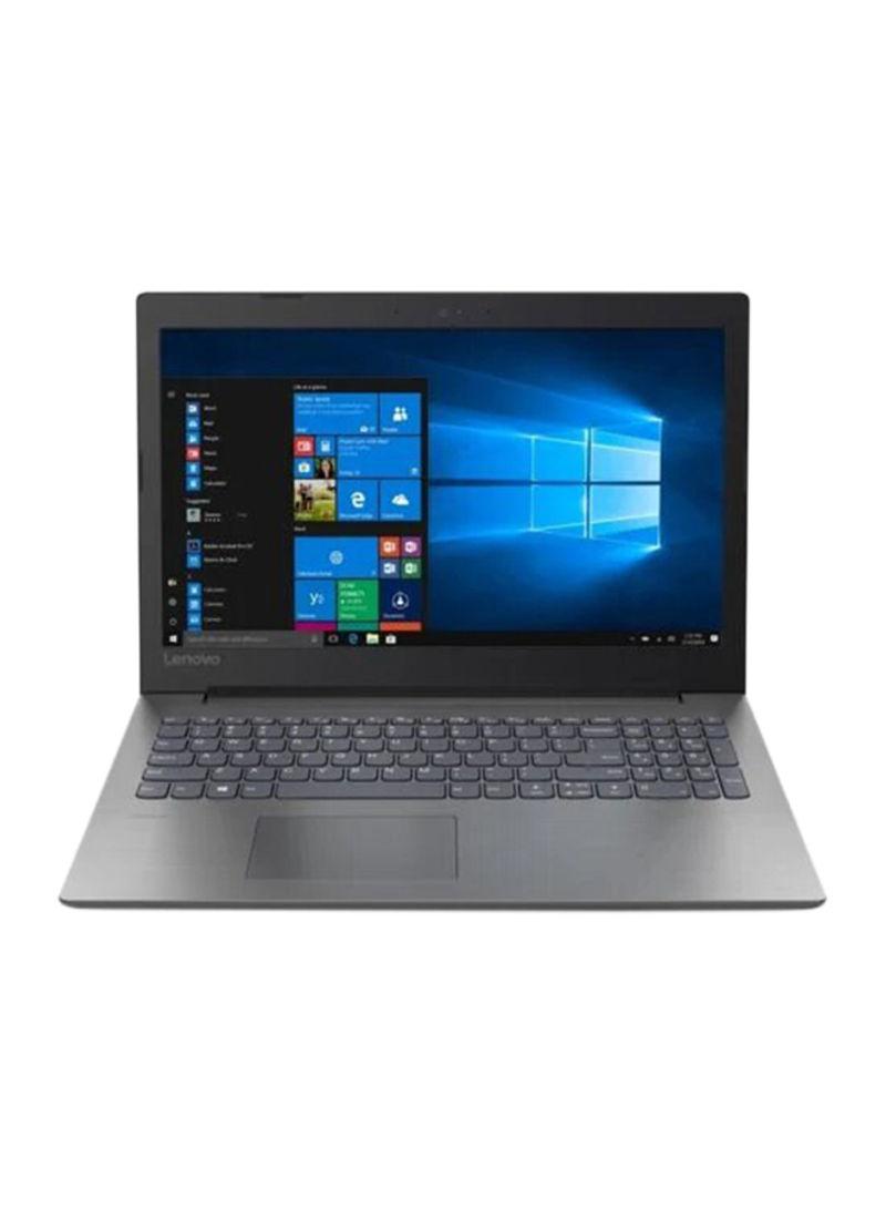 Ideapad 330 Notebook With 15.6-Inch Display, Core i3 Processor 4GB RAM 2TB HDD Intel HD Graphics 620 Black_2